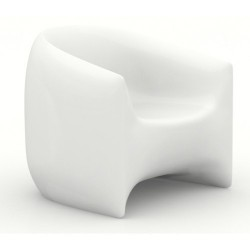 Blow Chair Vondom white Matt