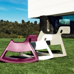 Chair Rosinante Kids Vondom white