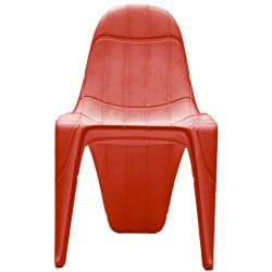 F3 Chair Vondom Red