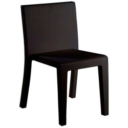 Jut Silla Chair Vondom black