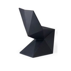 Vertex Silla Chair Vondom black