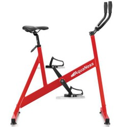 Vélo de Piscine AquaNess V1 Rouge