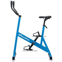 Pool AquaNess V3 blue bike