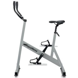 Pool AquaNess V3 gray aluminum bike