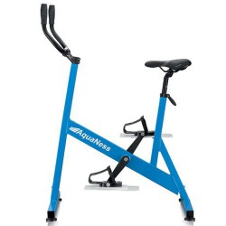 AquaNess V3 blue clear pool bike