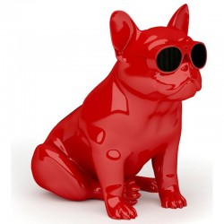 Haut-Parleurs Portable Jarre Technologies AeroBull XS1 Glossy Red Bluetooth