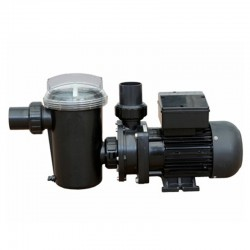 Pump Poolstyle 1 - 2cv Mono filtration for swimming pool off ground approximately 8.5 m3h