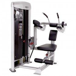 Abdominal Crunch Machine Pro MAM - 900 Mega Power Steelflex