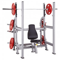 Military Rack Olympique Neo NOMB Steelflex