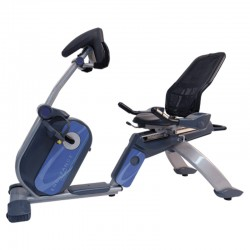 Semi Fitness bike lying Endurance B5R