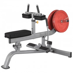 Calves PLSC Steelflex Olympic bench