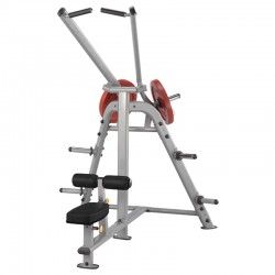 Draw back Plate Load Machine please Steelflex