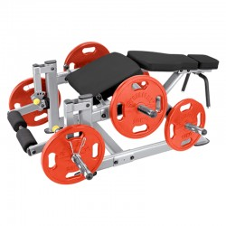 Leg Curl Machine PLLC Steelflex Load Plate
