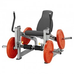 Leg Extension Machine heads Steelflex
