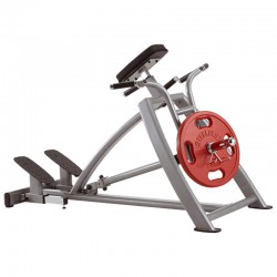 T - Bar rower Olympic PLTR Steelflex