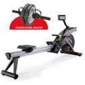 Evocardio ARC100 Air Rower Pro magnetic rowing machine