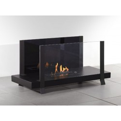 Ethanol Fireplace Colombia Univeco Axijet I-Blue