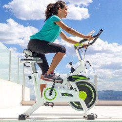 Spinning Fitness Cecotec Bike with LCD Screen