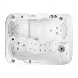 Wellis Titan White Pearl Grey Spa 2 Places Myline Spa