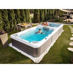 Spa de Nage Wellis RioGrande W-Flow 600 SwimSpas