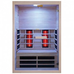 Sauna Infrared Sentiotec Venus Vital 2 Places