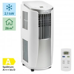 Trotec Mobile PAC 2010 E air conditioner up to 65 m3