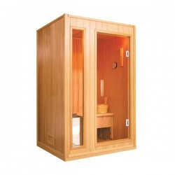 Sauna Vapeur Zen 2 places - Selection VerySpas
