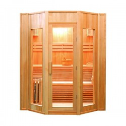 Sauna Vapeur Zen 4 places - Selection VerySpas
