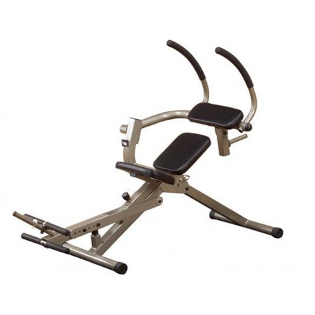 Post to abdo compact and ergonomic Best Fitness BFAB20